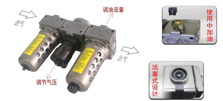 K856气源三联件采购细节图