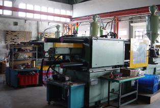 台湾DPC塑胶射出区
