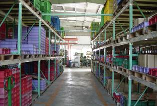 台湾DPC二次加工仓储区