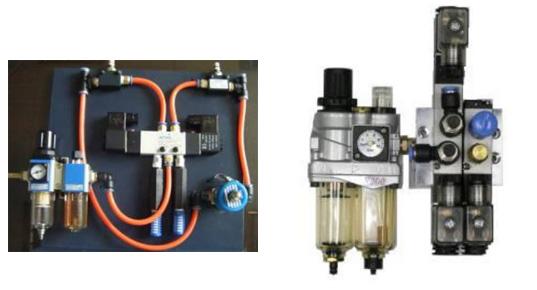 南嵘射出机开关门气源模组配置方案