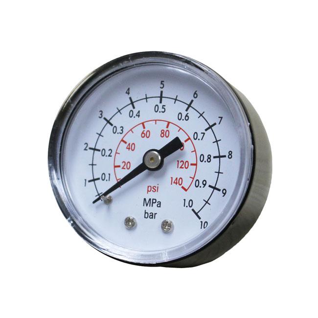 轴向型压力气表