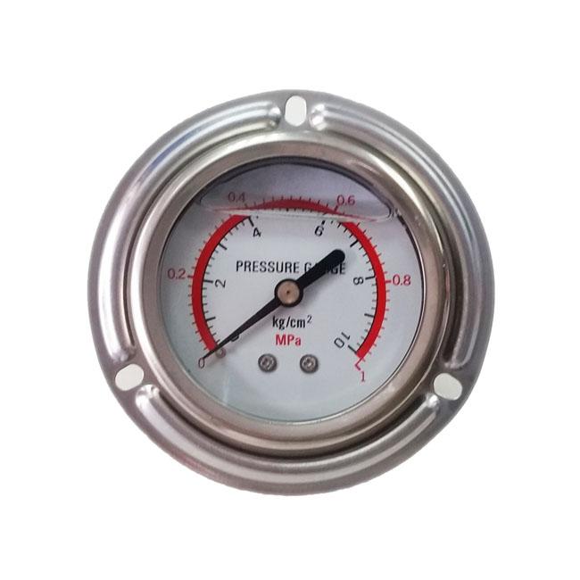 耐震压力表Y60